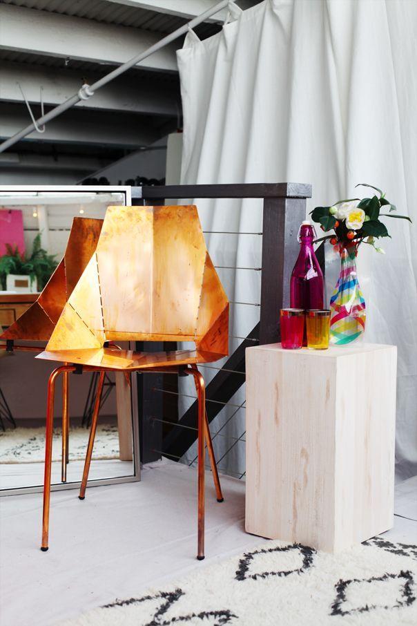 silla cobre betrendymyfriend