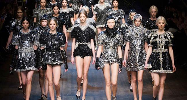 El cuento de Dolce&Gabbana en la Milán Fashion Week