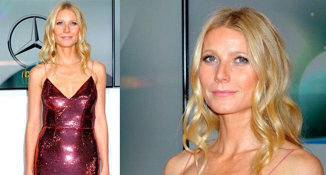 Gwyneth Paltrow brilla con Prada