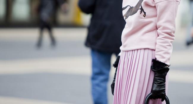 Así abrigan sus manos las street stylers #NYFW