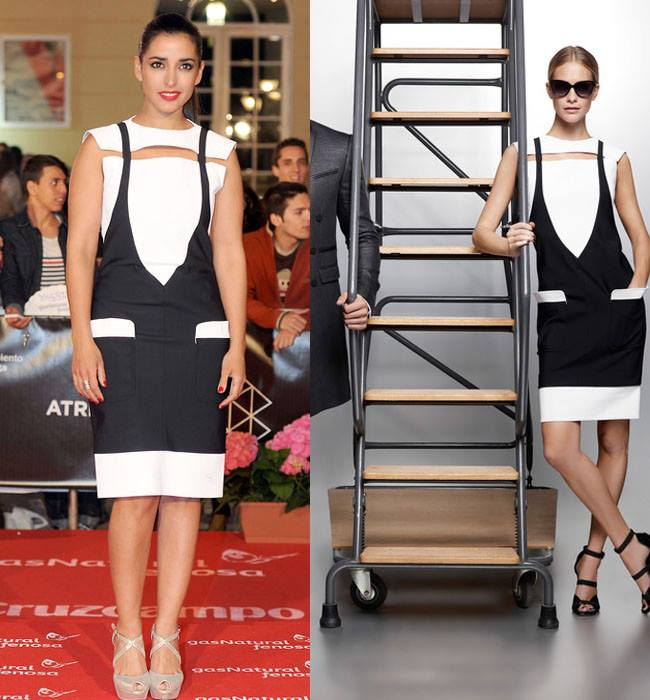 El vestido de Karl Lagerfeld de Inma Cuesta ya en #ShopBTMF