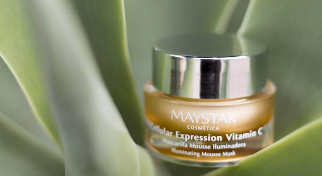 Hemos probado: Mascarilla Mousse Iluminadora de Maystar Cosmética. #Beautypost