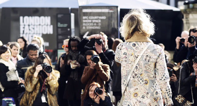 El mejor street style de la London Fashion Week