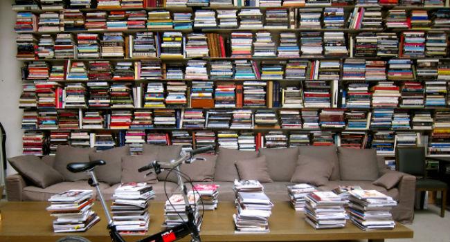 Say it loud, say it proud: I am a book geek! #decopost
