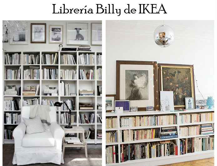 Libreria ikea librera y mueble tv ikea billy benno foto for Billy libreria ikea