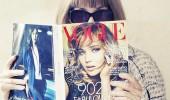 Vogue USA y el uso de las redes sociales