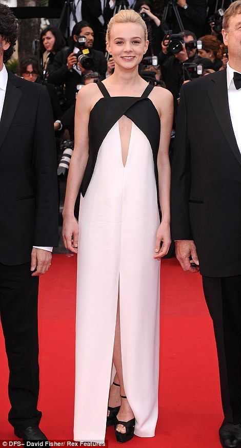 Carey Mulligan vionnet cannes 2013