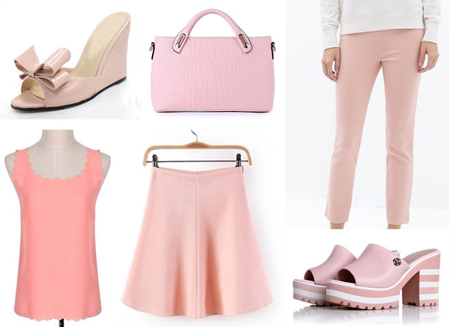 pale pink persunmall