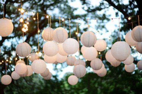 summer party verano wedding