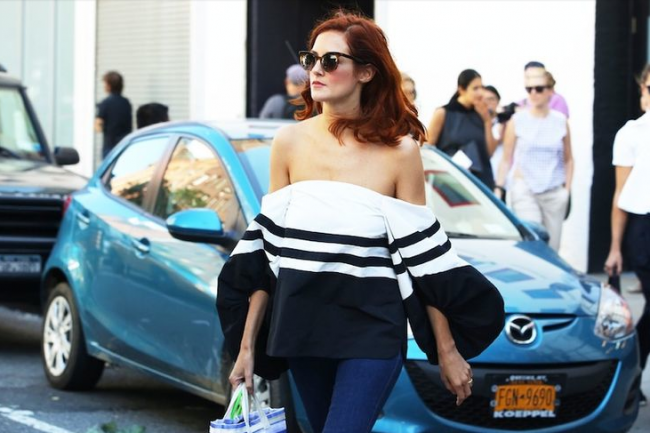 Taylor Tomasi Hill Rosie Assoulin