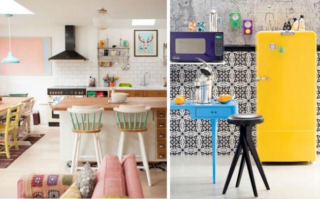 cocinas a todo color candy kitchen interiordesign