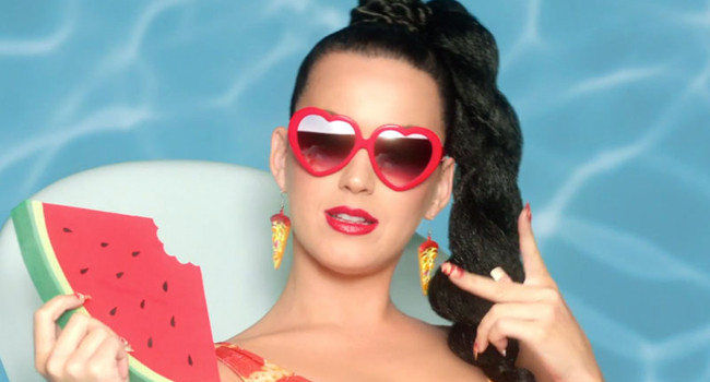 Favourite Song: «This is how we do» de Katy Perry