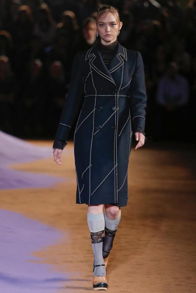 Gemma Ward Prada