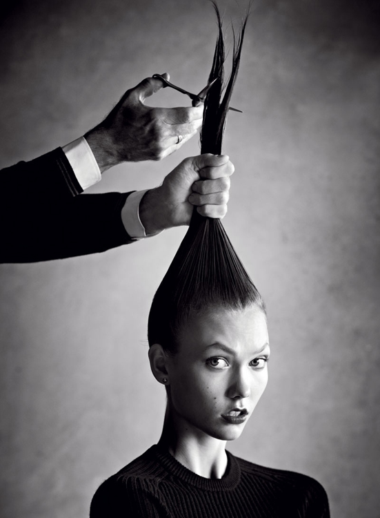 Karlie Kloss Vogue US 2013
