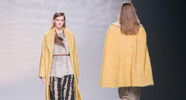 Los abrigos de Ailanto otoño-invierno 2015/16 #MBFWMadrid
