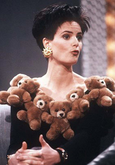 Gloria von thurn and Taxis teddy bear 1989_0
