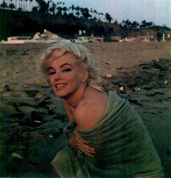 Marilyn Monroe por George Barris #MFW