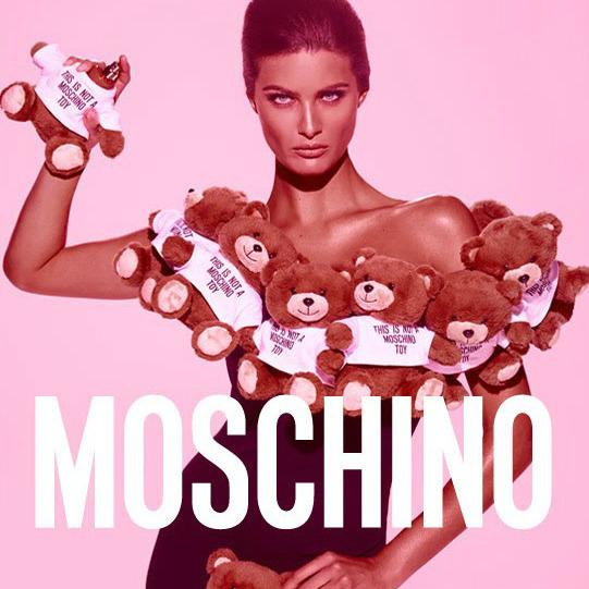 El origen del osito de Moschino #ReadyToBear #MFW