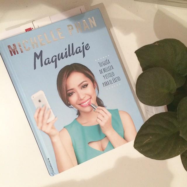 #Books Guía de Belleza y estilo para el éxito por Michelle Phan