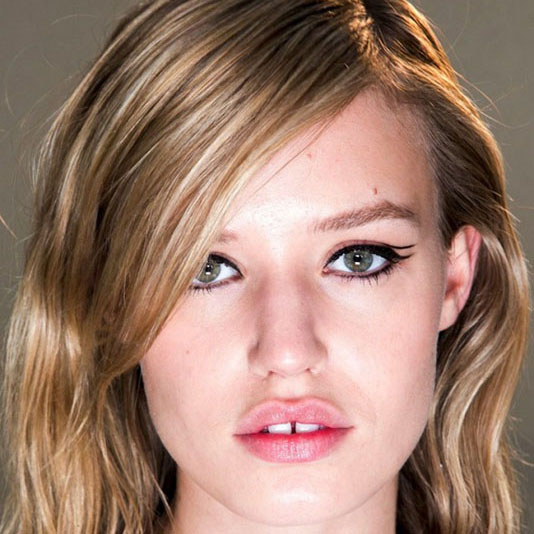 #Makeup Seis cat-eyes (p)interesting para probar esta noche