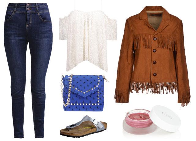 look-del-dia-jeans-tiro-alto-blusa-birkenstock-chaqueta-ante-flecos