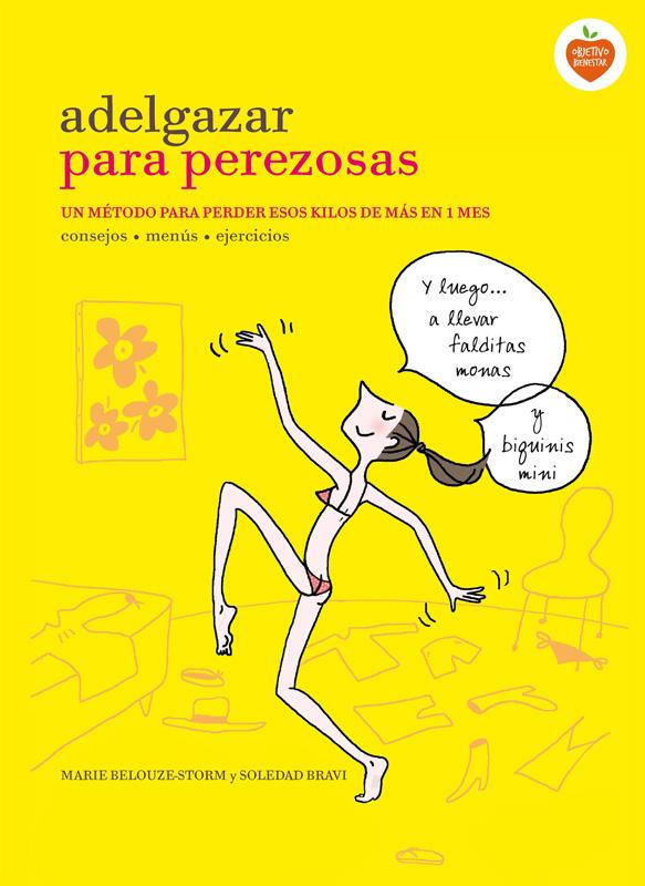 adelgazar-para-perezosas-libro