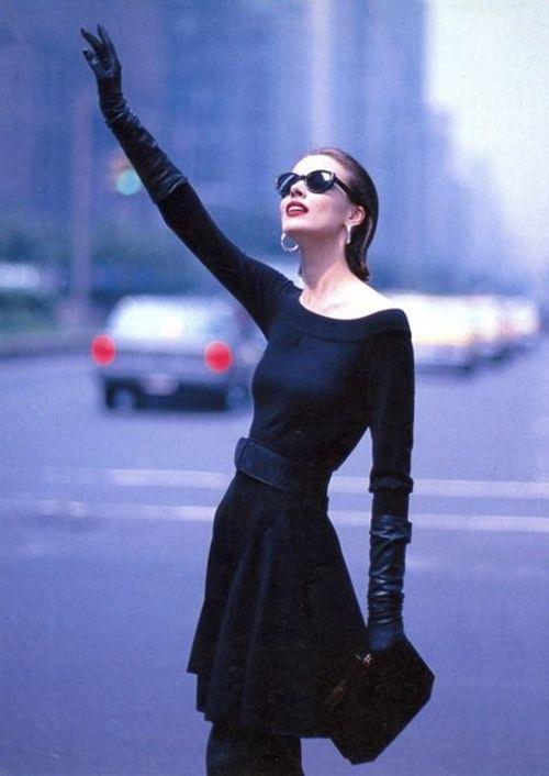 #OOTD Un vestido negro para cinco looks diferentes