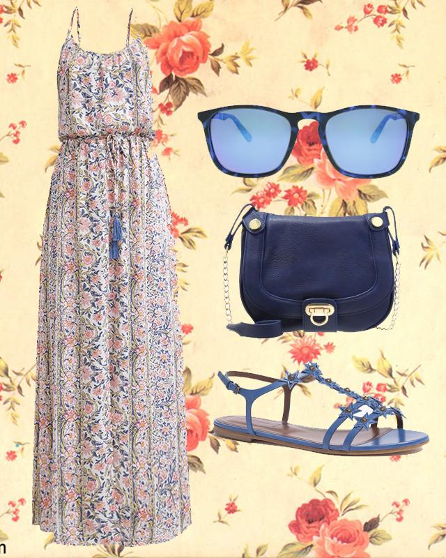 ootd-maxi-vestido-flores-sandalias-gladiadoras-estrellas-gafas-de-sol-polarizadas