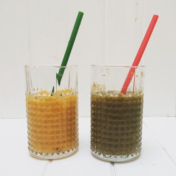 #DIY Dos smoothie-recetas fáciles y asequibles