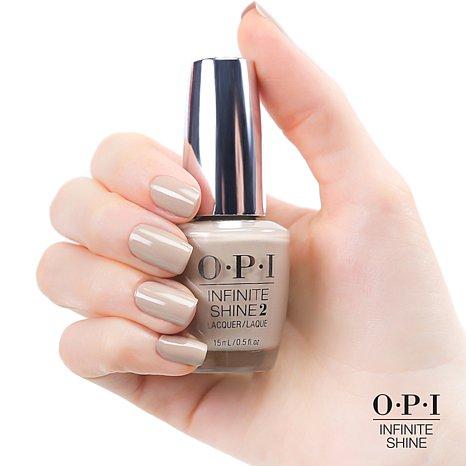 Este verano me pinto las uñas con OPI Infinite Shine