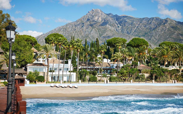 Navidades en Marbella, why not?