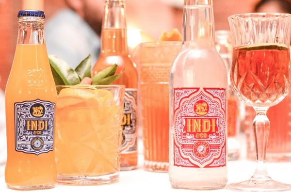 Descubriendo el mundo de los refrescos premium con Indi&CO #indiexperience