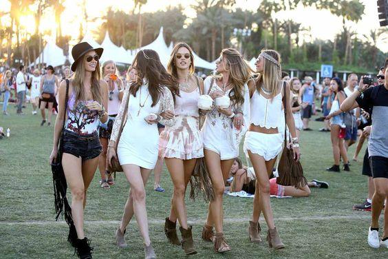 #ThrowBack Recordando los mejores looks de #Coachella2015