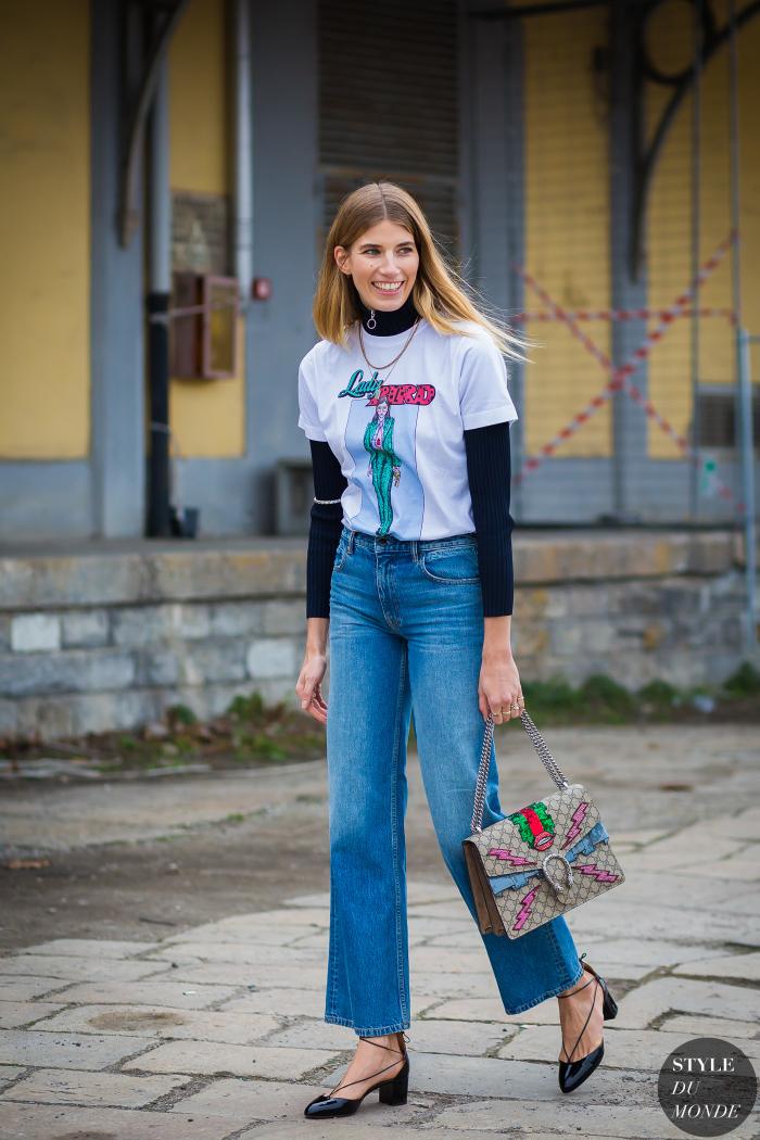 24 formas de llevar los vaqueros como una verdadera street styler