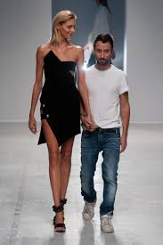 Anthony Vaccarello, nuevo director creativo de Saint Laurent