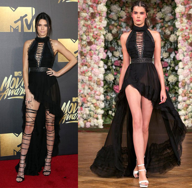 kendall-jenner-Kristian-Aadnevik-mtv-movie-awards