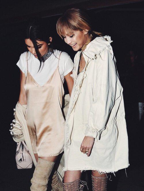 El secreto de los combo-looks de Kendall Jenner y Gigi Hadid
