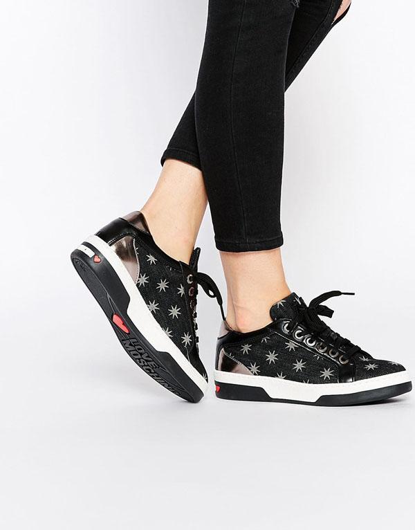 zapatillas-con-estrella-love-moschino