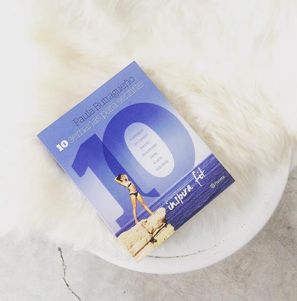 libro 10 semanas para sentirte 10 paula butragueño