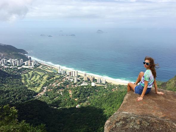 chiara ferragni rio de janeiro brazil