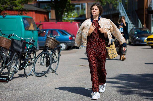 bomber street style style du monde cophenagen fashion week