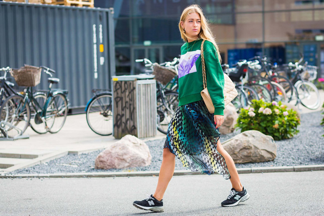 11 tendencias para la nueva temporada que ya lleva el fashion pack en la Copenhagen Fashion Week