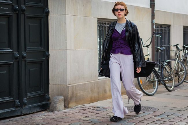 street style style du monde cophenagen fashion week top