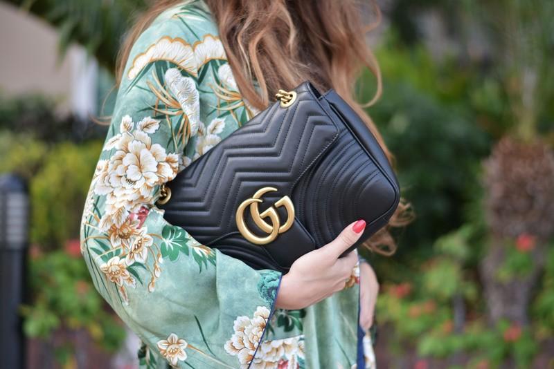 La prenda estrella de la temporada: el kimono verde de Zara