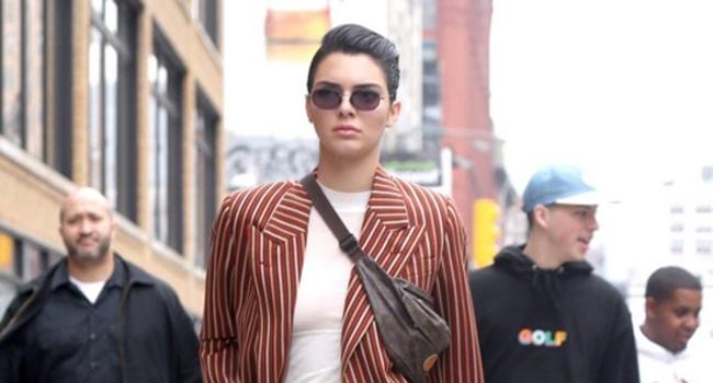 El complemento 80s que Kendall Jenner quiere que te vuelvas a poner