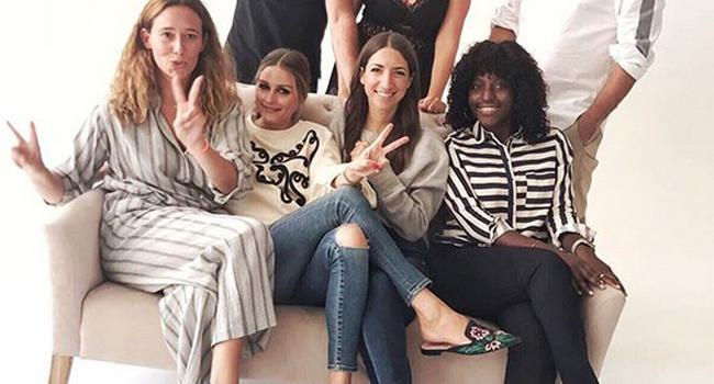 Rentrée 2017: Olivia Palermo mira hacia el otoño con Zara