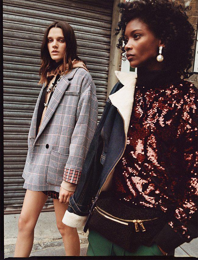 editorial Zara TRF noviembre 2017 chaqueta ejecutiva