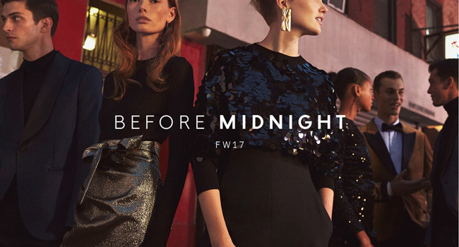 Before Midnight, el nuevo editorial de Mango