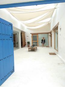 hotel boho suites denia y javea be trendy my friend exterior granada otoño puerta azul patio interior