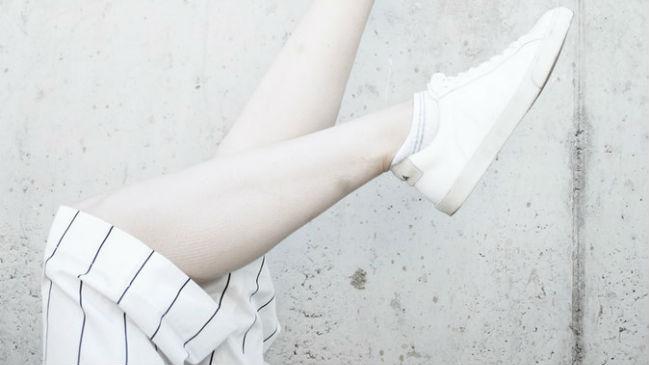 Quiero entrar en tu garito con zapatillas Veja